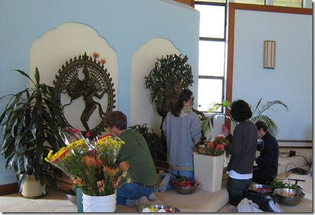 prep for flowers on murtis