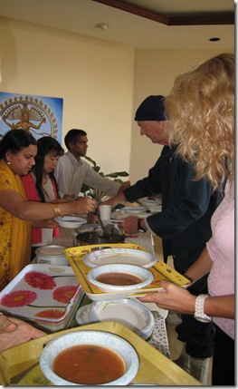 prasad served