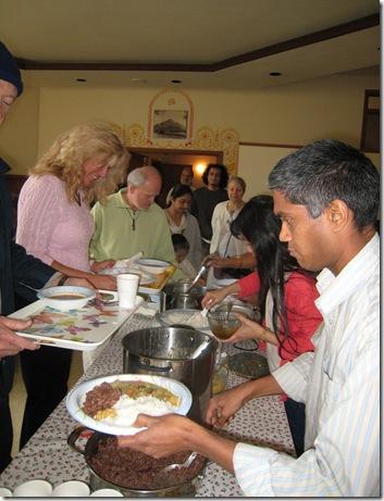 prasad served II