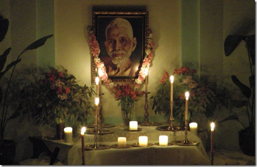 ramana by candlelight
