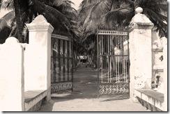 temple gates