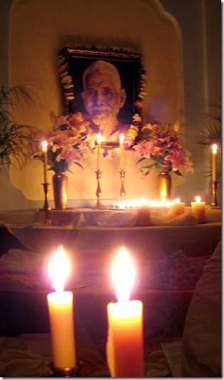 ramana candles