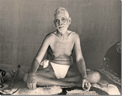 ramana inconceivable yet self evident