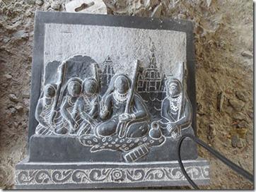 sankara with his disciples