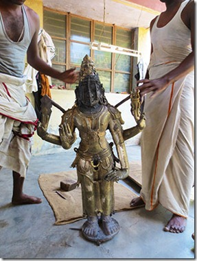 skanda after casting (work in progess)